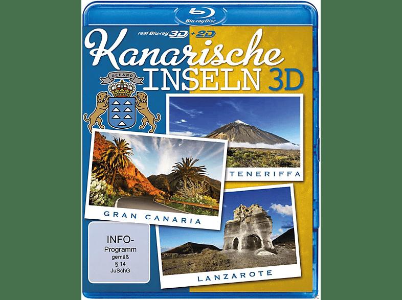 Kanarische Inseln 3D [3D Blu-ray (+2D)]