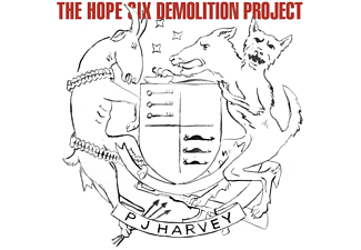 PJ Harvey - The Hope Six Demolition Project (Ltd.Digi Edt.) - (CD)