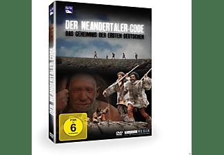 Der Neandertaler-Code - Das Geheimnis der ersten Deutschen DVD