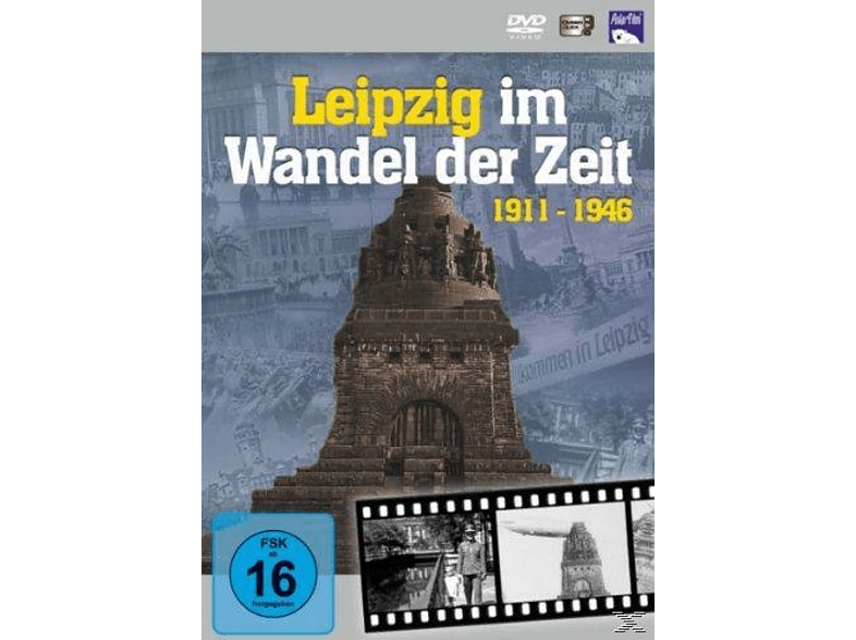 Leipzig im Wandel der Zeit 1911 - 1946 [DVD]