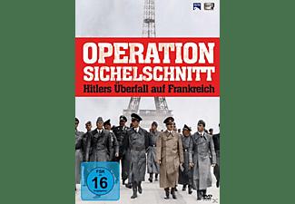 Operation Sichelschnitt - Hitlers Überfall auf Frankreich DVD