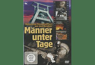 Männer unter Tage DVD