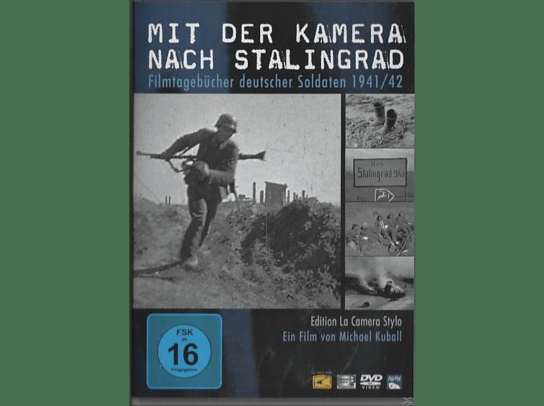 Mit der Kamera nach Stalingrad [DVD]