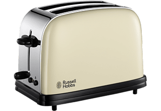 RUSSELL HOBBS 23334-56 Colours Classic Cream Broodrooster