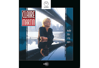 Claire Martin - Make This City Ours - (CD)