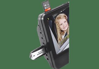 LENCO Tragbarer DVD-Player MES-405 mit 2 Monitoren