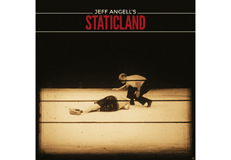 Jeff Angell's Staticland - Jeff Angell's Staticland  - (Vinyl)