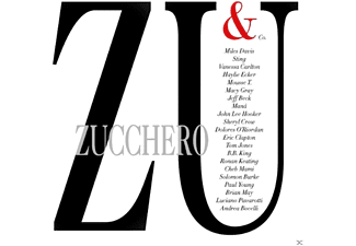 Zucchero, VARIOUS - Zu & Co  - (CD)