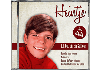 Heintje - Ich Bau Dir Ein Schloß-Heintje's Größte Erfolge  - (CD)
