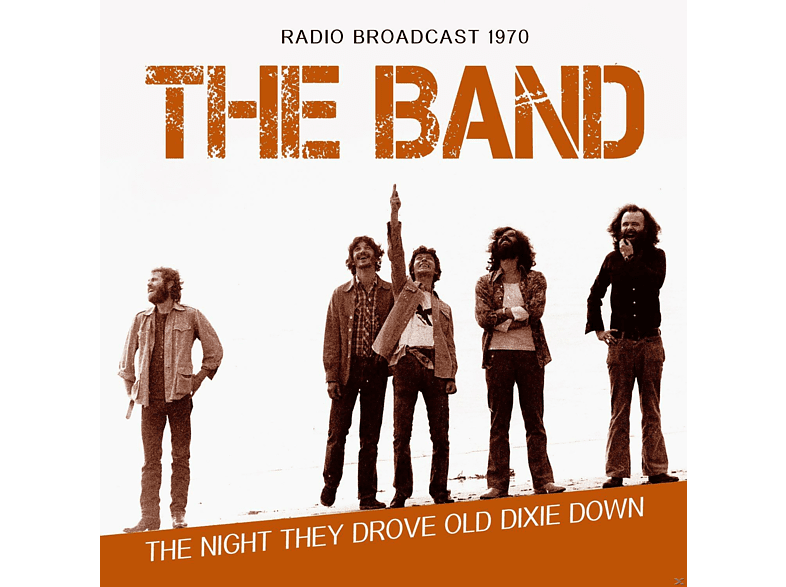The Band - The Night They Drove Old Dixie Down [CD]