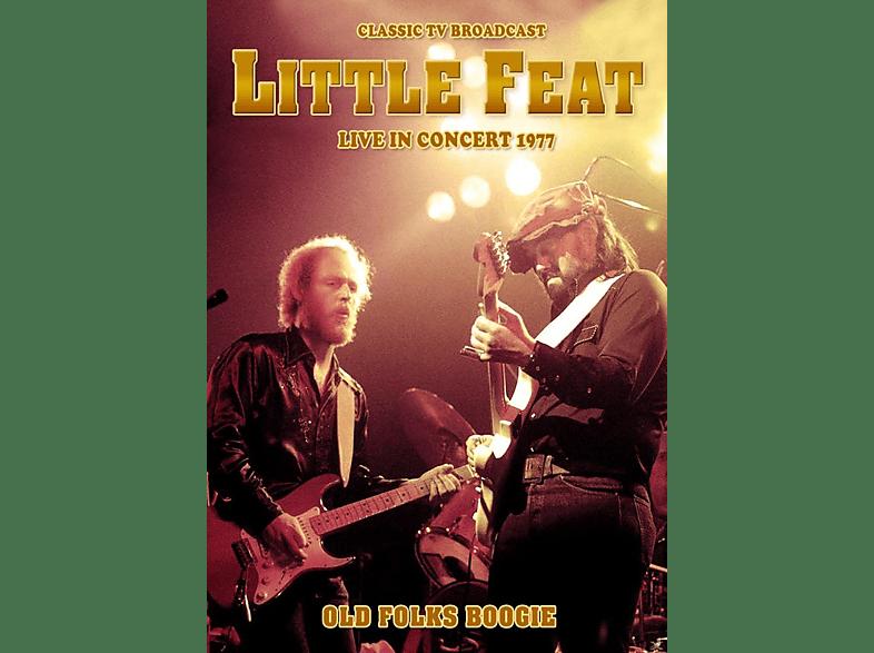 Old Folks Boogie - Live 1977 [DVD]