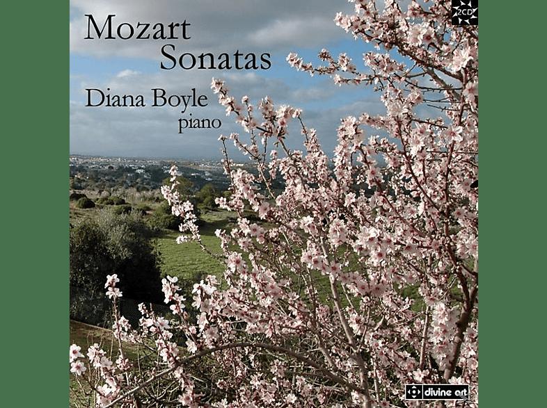 Diana Boyle - Klaviersonaten [CD]