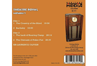 Sir Laurence Olivier - Theatre Royal Vol.1 - (CD)