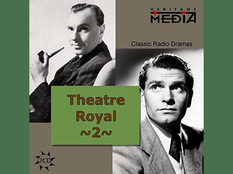 Sir Ralph Richardson - Theatre Royal Vol.2 - (CD)