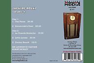 Olivier,Sir Laurence/Morley,Ro - Theatre Royal Vol.4 - (CD)