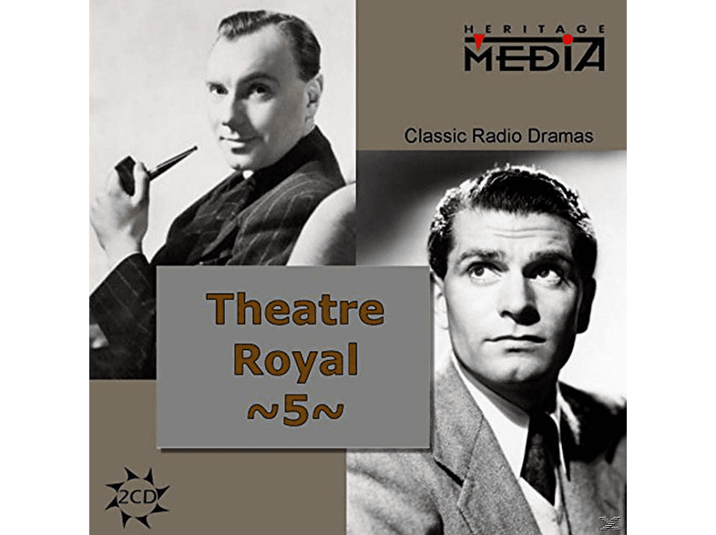 Olivier,Sir Laurence/Wells,Ors - Theatre Royal Vol.5 - (CD)