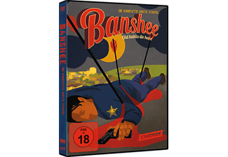 Banshee - Staffel 3 DVD