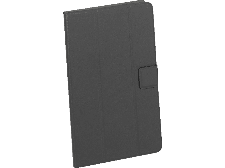 VIVANCO 36760 Tablethülle, Bookcover, 7 Zoll, Schwarz