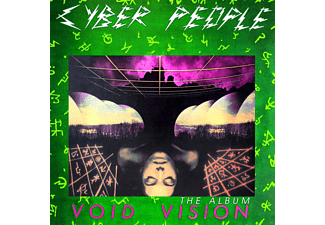 Cyber People - Void Vision-The Album  - (CD)