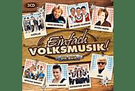 VARIOUS - Einfach Volksmusik! Die Box [CD]