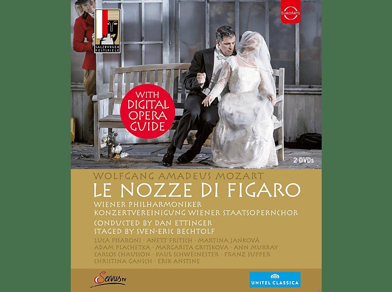 VARIOUS - Die Hochzeit Des Figaro - SALZBURGER FESTSPIELE 2015 [Blu-ray]