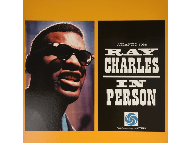 Ray Charles - IN PERSON [Vinyl]
