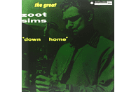 Zoot Sims - DOWN HOME [Vinyl]