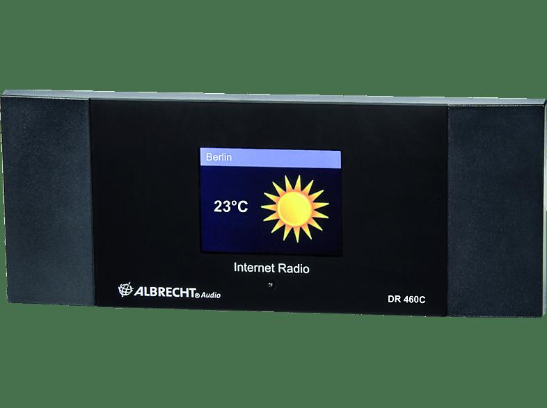 ALBRECHT DR 460 C Internetradio (Internet, Schwarz)