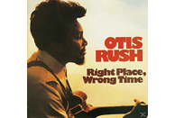 Otis Rush - RIGHT PLACE WRONG TIME [Vinyl]