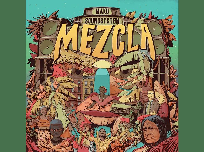 M.A.K.U. SoundSystem - Mezcla [LP + Download]