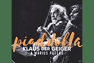Klaus Der Geiger, Marius Peter - Piaddolla [CD]