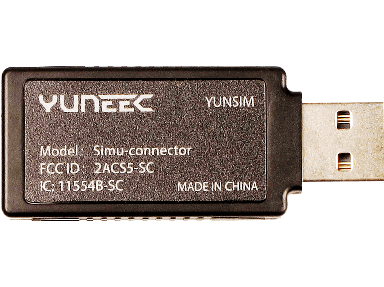 YUNEEC Yunsim Simu-connector