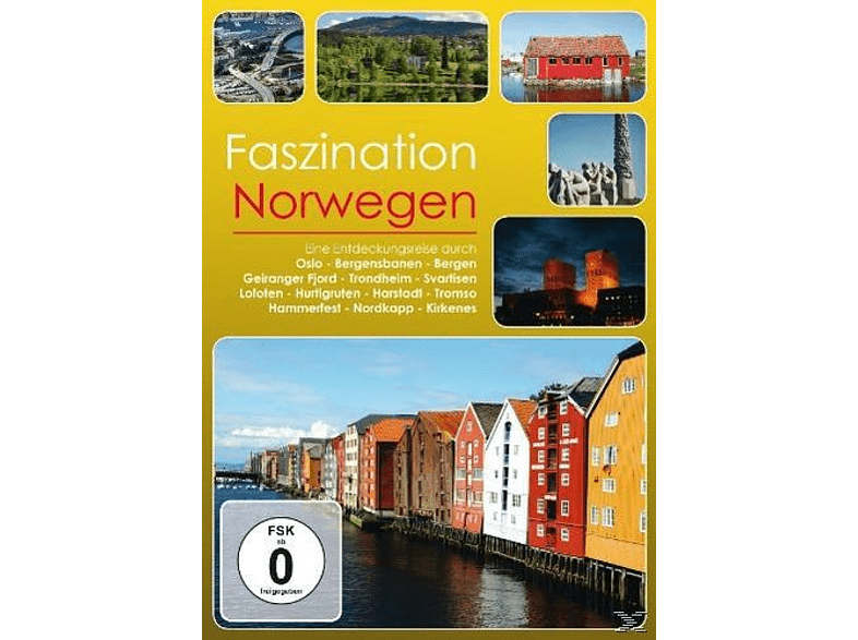 Faszination Norwegen [DVD]