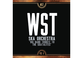 Western Standard Time - Big Band Tribute To The Skatalites  - (CD)