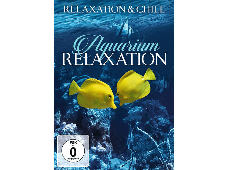 Relaxation & Chill - Aquarium Relaxation [DVD]