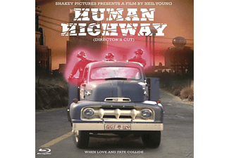 Neil Young - Human Highway (Ddirector's Cut)  - (Blu-ray)