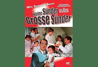 Kleine Sünder - Große Sünder DVD