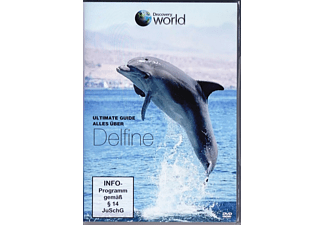 Ultimate Guide - Alles über Delfine - Discovery World - (DVD)