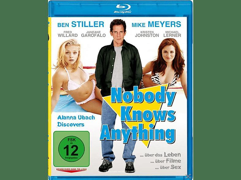 Nobody Knows Antything! [Blu-ray]