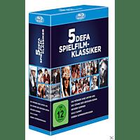 5 DEFA Spielfilm-Klassiker im 5er-Schuber [Blu-ray]