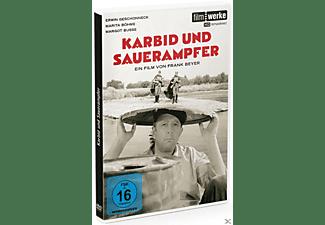 Karbid und Sauerampfer DVD