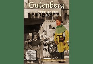 Gutenberg - Erstürmung einer mittelalterlichen Stadt DVD