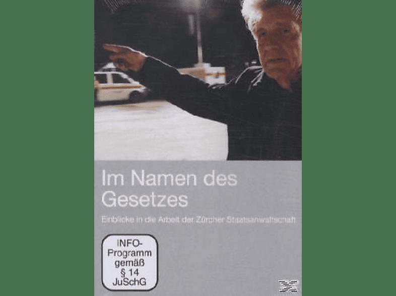 Im Namen des Gesetzes [DVD]