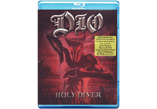 Dio - Holy Diver Live  - (Blu-ray)