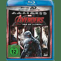 Avengers: Age of Ultron (2D+3D) [3D Blu-ray (+2D)]
