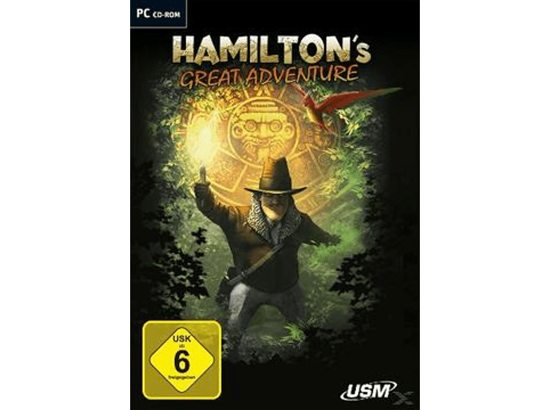 Hamilton's Great Adventure [PC]