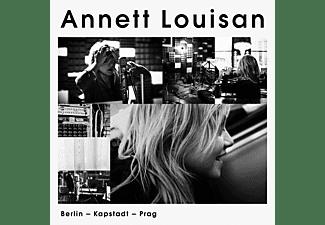 Annett Louisan - Berlin,Kapstadt,Prag  - (CD)