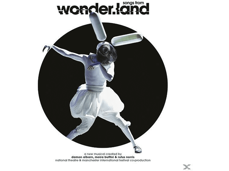 OST/VARIOUS/ORIGINAL CAST - Songs From Wonder.Land [CD]