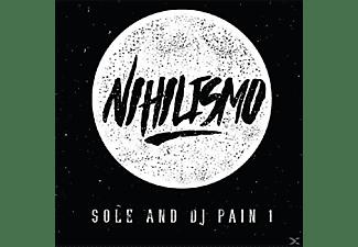 Sole, Dj Pain 1 - Nihilismo  - (CD)