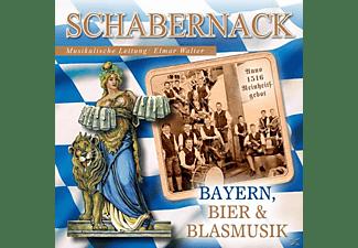 Schabernack - Bayern,Bier und Blasmusik  - (CD)